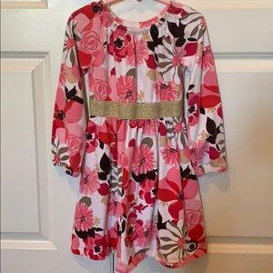 Flower Gymboree dress